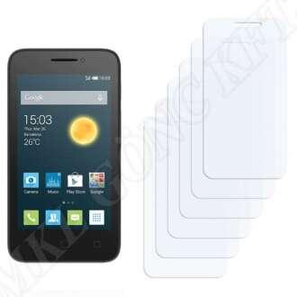 Alcatel Pixi 3 (4 col) 3G kijelzővédő fólia
