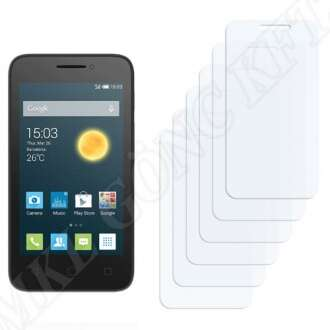 Alcatel Pixi 3 (4 col) 4G kijelzővédő fólia