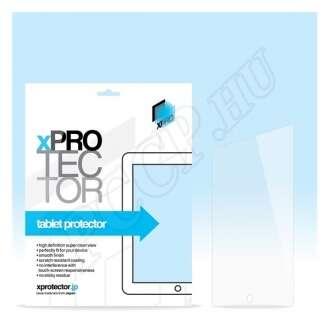 """Apple iPad 10.2"""" (2019) üveg kijelzővédő fólia - Xprotector"""