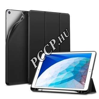Apple Ipad Air 10.5 (2019) fekete tablet tok tolltartóval