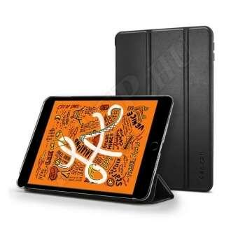 Apple iPad Mini 5 fekete oldalra nyíló tok