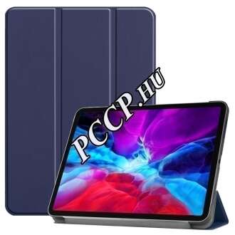 Apple Ipad Pro 12.9 (2020) kék tablet tok és tartó
