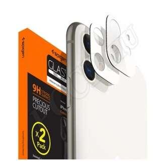Apple iPhone 11 fehér (hátsó kamera) kijelzővédő fólia (2 db)