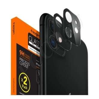 Apple iPhone 11 fekete (hátsó kamera) kijelzővédő fólia (2 db)