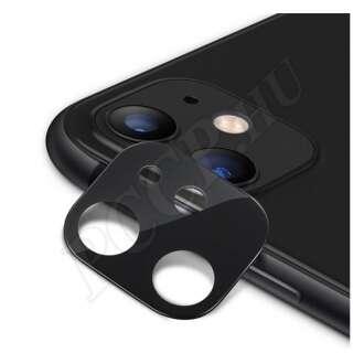 Apple iPhone 11 (hátsó kamera) fekete kijelzővédő fólia (2 db)