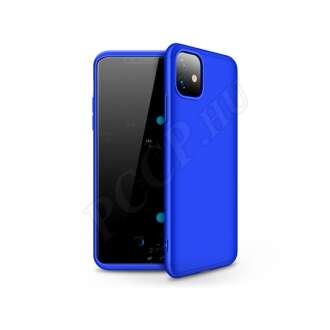 Apple Iphone 11 kék három részből álló védőtok