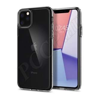 Apple iPhone 11 Pro Max átlátszó hátlap