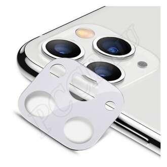 Apple iPhone 11 Pro Max ezüst (hátsó kamera) kijelzővédő fólia (2 db)