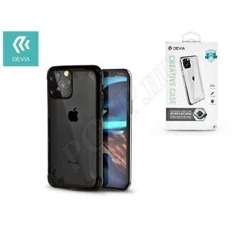 Apple Iphone 11 Pro Max fekete hátlap