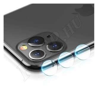 Apple iPhone 11 Pro Max (hátsó kamera) kijelzővédő fólia (2 db)