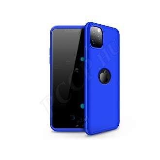 Apple Iphone 11 Pro Max kék három részből álló védőtok