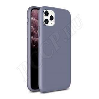 Apple iPhone 11 Pro Max lila szilikon hátlap