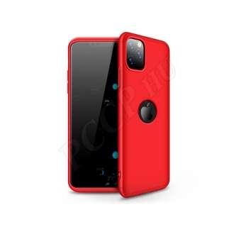 Apple Iphone 11 Pro Max piros három részből álló védőtok