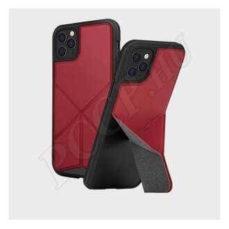 Apple iPhone 11 Pro Max piros szilikon hátlap