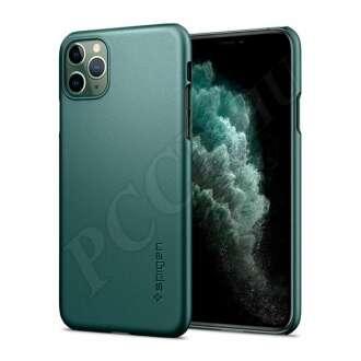 Apple iPhone 11 Pro Max zöld hátlap