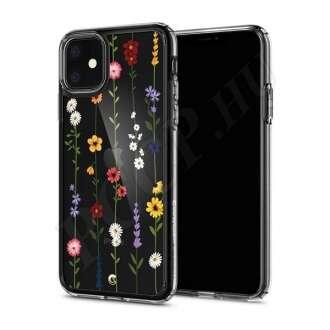 Apple iPhone 11 virágmintás hátlap