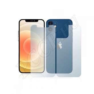 Apple iPhone 12 (elő- és hátlap) kijelzővédő fólia