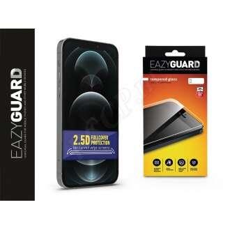 Apple Iphone 12 fekete gyémántüveg kijelzővédő fólia