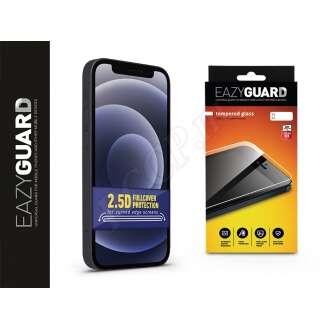 Apple Iphone 12 Mini fekete gyémántüveg kijelzővédő fólia