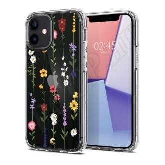 Apple iPhone 12 Mini virágmintás hátlap
