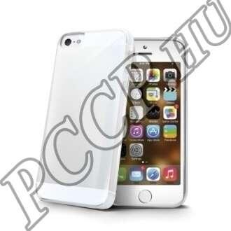 Apple Iphone 5 átlátszó hátlap