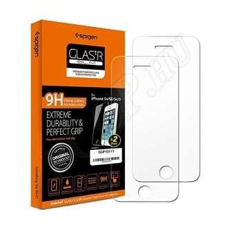 Apple iPhone 5c üveg kijelzővédő fólia