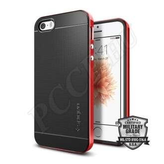 Apple iPhone 5S piros hátlap