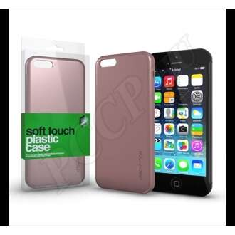 Apple iPhone 5S rozé arany hátlap -  Xprotector