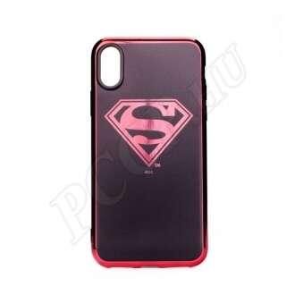 Apple iPhone 5S Superman logó mintás hátlap