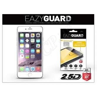 Apple Iphone 6 gyémántüveg kijelzővédő fólia fehér színben
