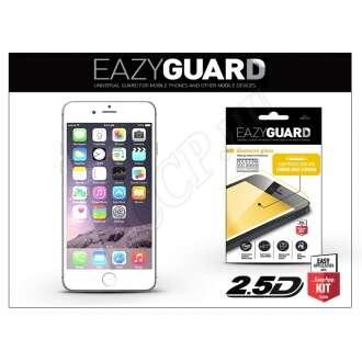 Apple Iphone 6 Plus gyémántüveg kijelzővédő fólia fehér színben