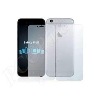 Apple iPhone 6 Plus (elő- és hátlap) kijelzővédő fólia