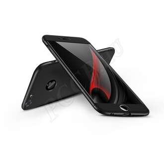 Apple Iphone 6 Plus fekete három részből álló védőtok