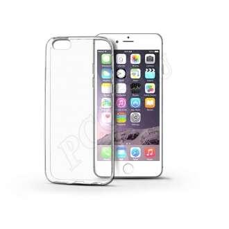 Apple Iphone 6S átlátszó szilikon hátlap