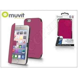 Apple Iphone 6S Plus pink flip tok