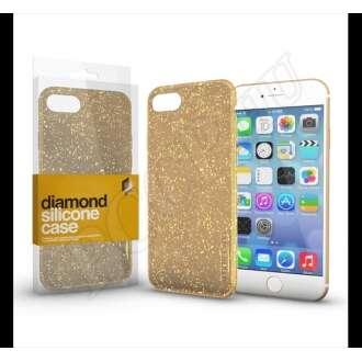 Apple iPhone 7 arany szilikon hátlap - Xprotector