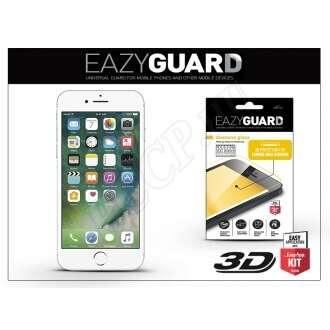 Apple Iphone 7 gyémántüveg képernyővédő fólia fehér színben