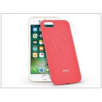 Apple Iphone 7 pink szilikon hátlap