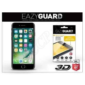 Apple Iphone 7 Plus gyémántüveg kijelzővédő fólia fekete színben