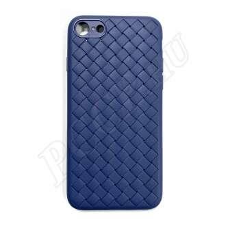 Apple iPhone 7 Plus kék szilikon hátlap