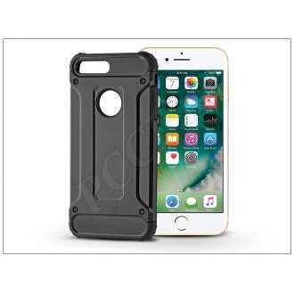 Apple Iphone 7 Plus fekete ütésálló hátlap