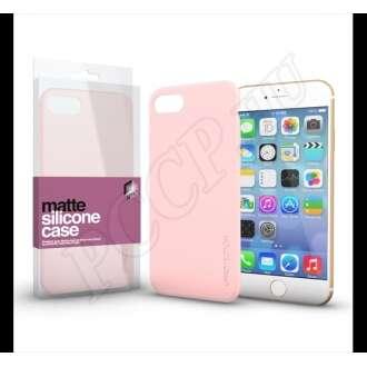 Apple iPhone 7 púder ultravékony szilikon hátlap - Xprotector