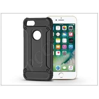 Apple Iphone 7 fekete ütésálló hátlap