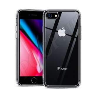 Apple iPhone 8 átlátszó hátlap