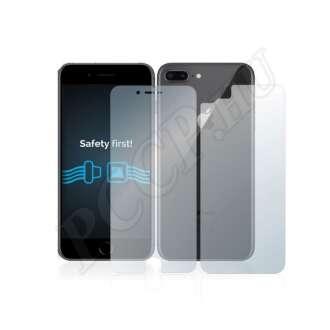 Apple iPhone 8 (elő- és hátlap) kijelzővédő fólia