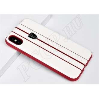 Apple iPhone 8 fehér prémium hátlap