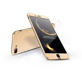 Apple Iphone 8 Plus arany három részből álló védőtok