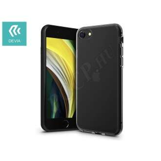 Apple Iphone SE (2020) átlátszó szilikon hátlap