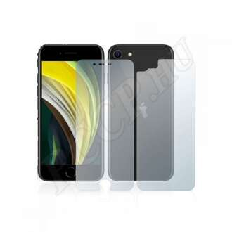 Apple iPhone SE 2020 (elő- és hátlap) kijelzővédő fólia