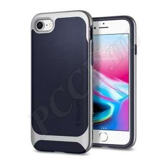 Apple iPhone SE(2020) ezüst-fekete hátlap